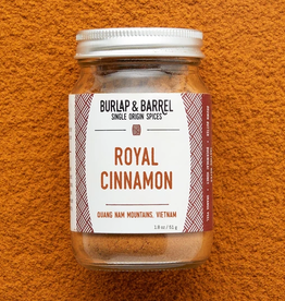 Burlap & Barrel Royal Cinnamon