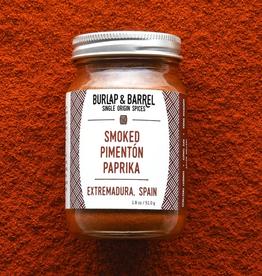 Burlap & Barrel Smoked Pimentón Paprika