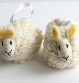 Hamro Village Sheep Ornament