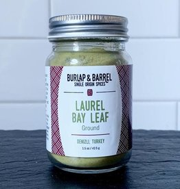 Burlap & Barrel Ground Laurel Bay Leaves