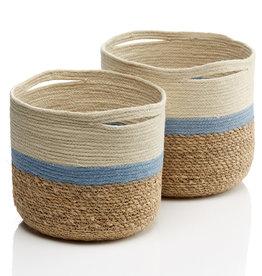Serrv Samadra Shore Basket - Medium