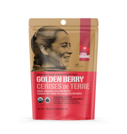 Organic Dried Goldenberry
