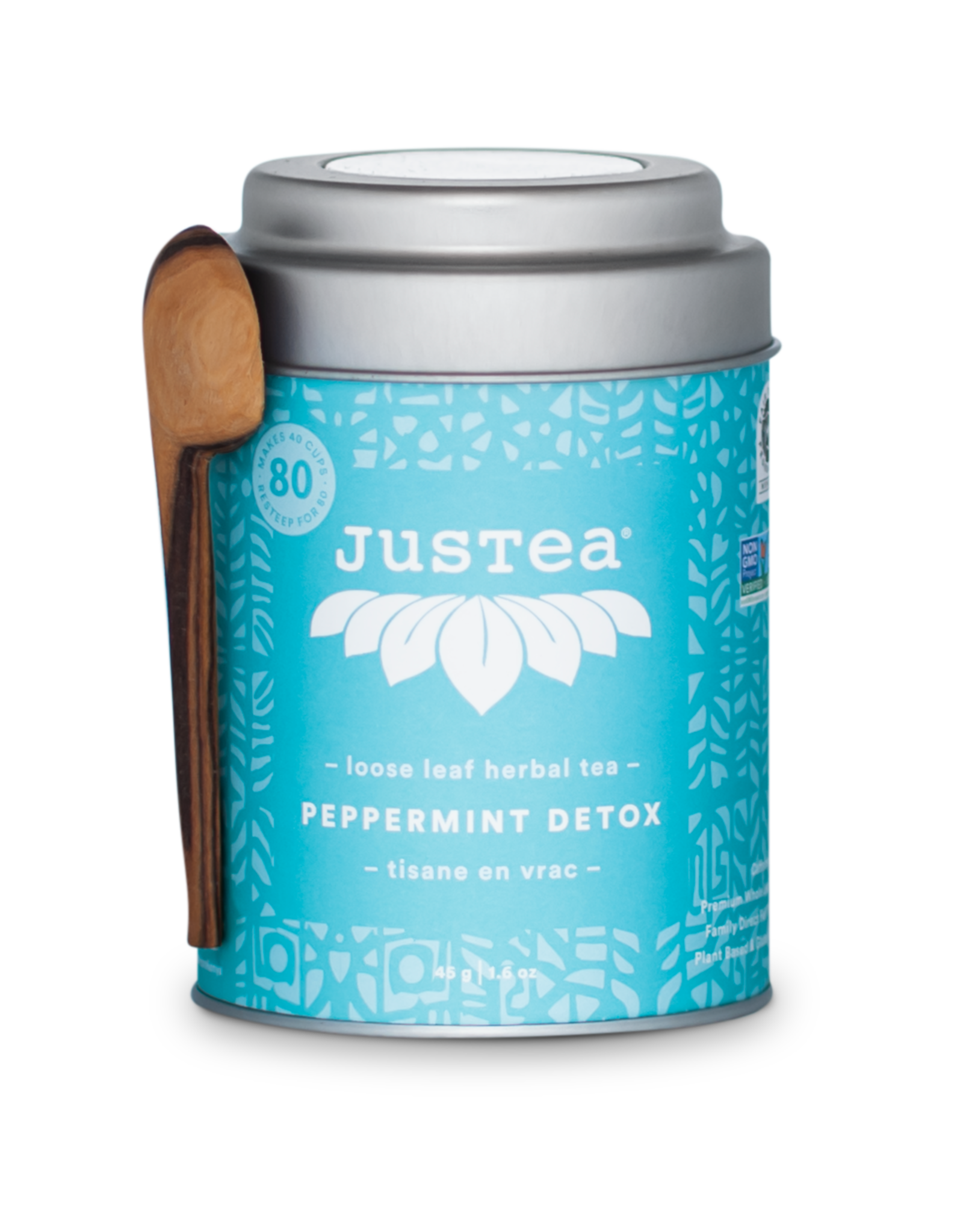 CASE Peppermint Detox Tin with Spoon