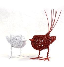 Mira Fair Trade Love Bird - Red