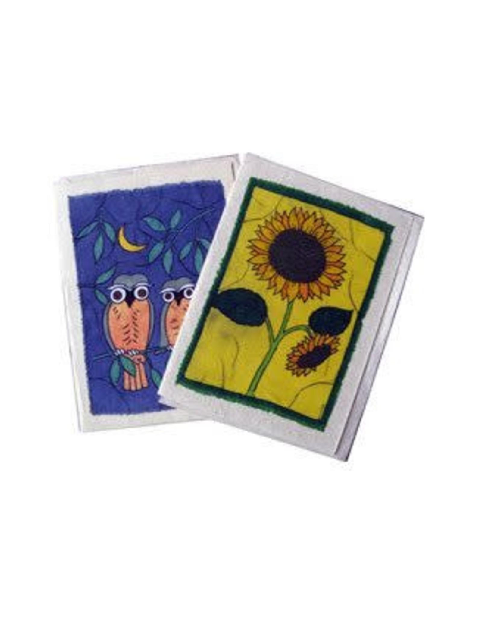 Batik Card