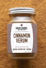 Burlap & Barrel Cinnamon Verum Ground