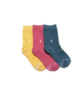Conscious Step Socks that Find a Cure-Box Set of 3