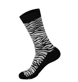 Conscious Step Socks that Protect Zebras