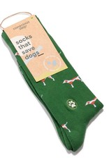 Socks that Save Dogs