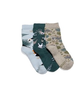 Conscious Step Kids Socks that Protect Rainforests