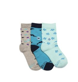 Conscious Step Kids Socks that Protect Oceans