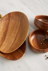Serrv Acacia Wood Small Bowl