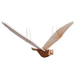 Tulia Artisans Barn Owl Flying Mobile