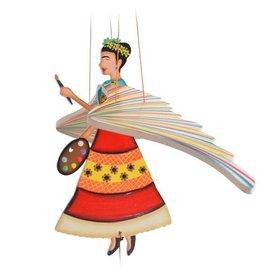 Tulia Artisans Frida Kahlo Flying Mobile