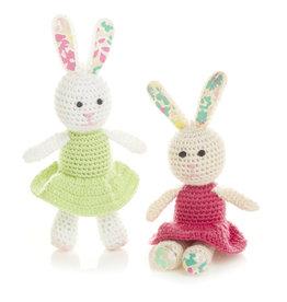 Serrv Crocheted Bunny Sister