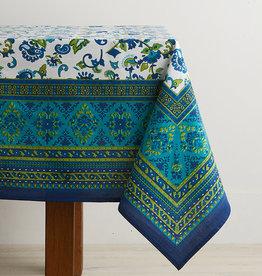 "Serrv Monsoon Flower Tablecloth - 120""x70"""
