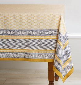 "Serrv Sunny Sanganer Tablecloths - 120""x70"""