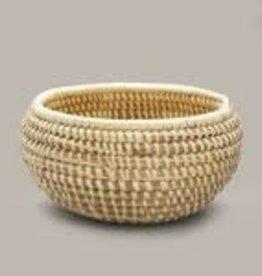 Ten Thousand Villages Rounded Kaisa Basket Bowl