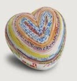 Paper Heart Box