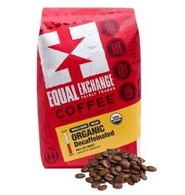 Equal Exchange Organic Decaf Coffee 12 oz / Bean