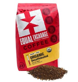 Equal Exchange Organic Decaf Coffee 12 oz / Ground