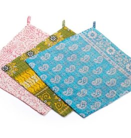 Serrv Kantha Dish Cloth