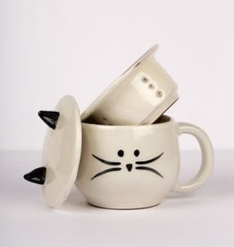 Meow Mug & Tea Strainer