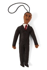 Silk Road Bazaar Barack Obama Ornament