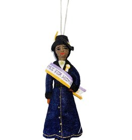 Silk Road Bazaar Suffragette Ornament