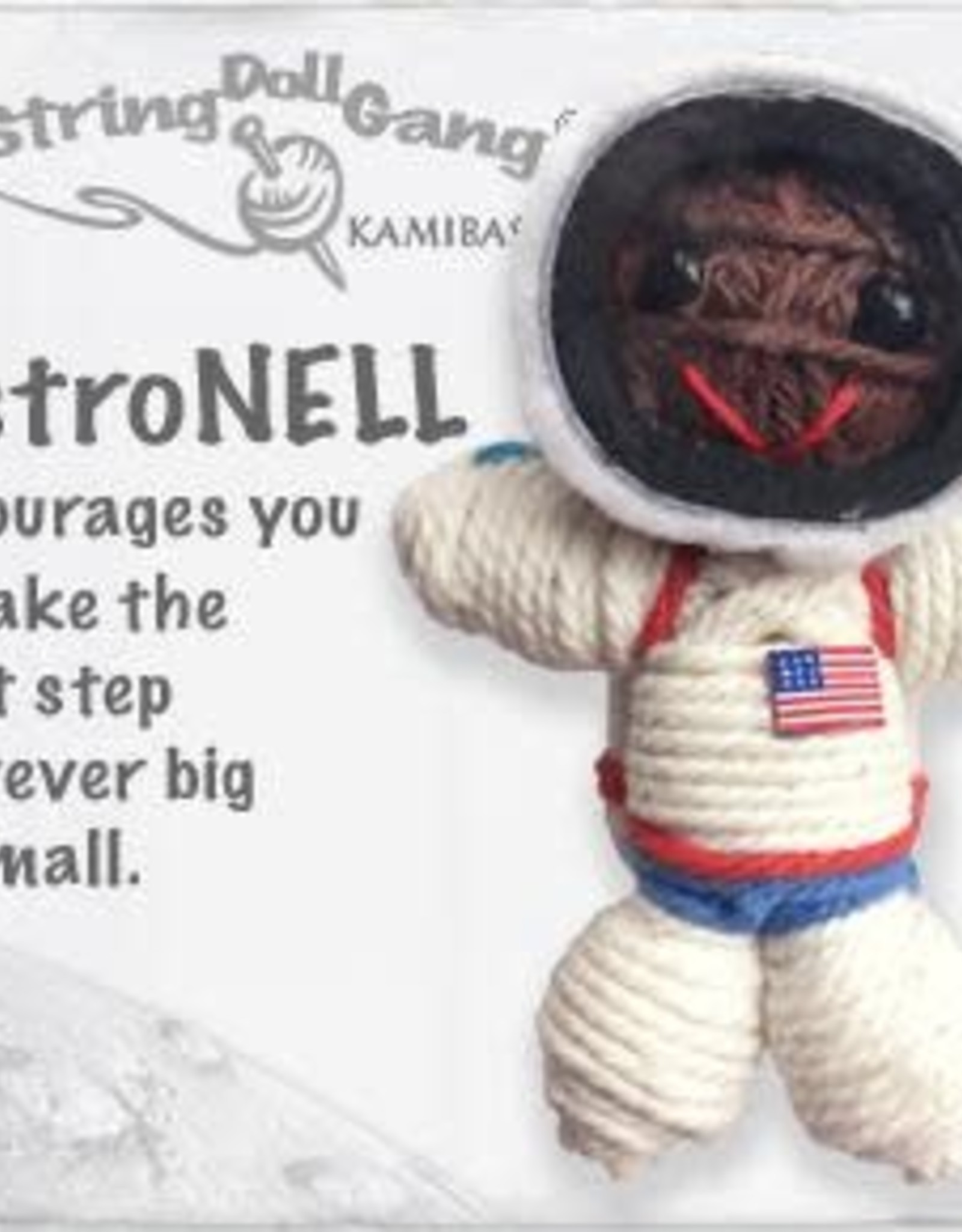AstroNELL Brown