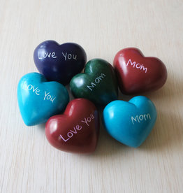Venture Imports Word Hearts - Love You/Mom