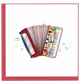 Quilling Card Quilled Accordion Greeting Card