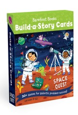 Barefoot Books Build-a-Story Cards: Space Quest (Card Deck)