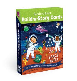 Barefoot Books Build-a-Story Cards: Space Quest card deck