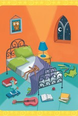 Barefoot Books Build-a-Story Cards: Magical Castle card deck