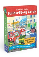Barefoot Books Build-a-Story Cards: Community Helpers (Card Deck)