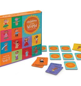Barefoot Books Children of the World Memory Game