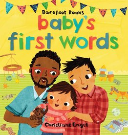 Barefoot Books Baby's First Words