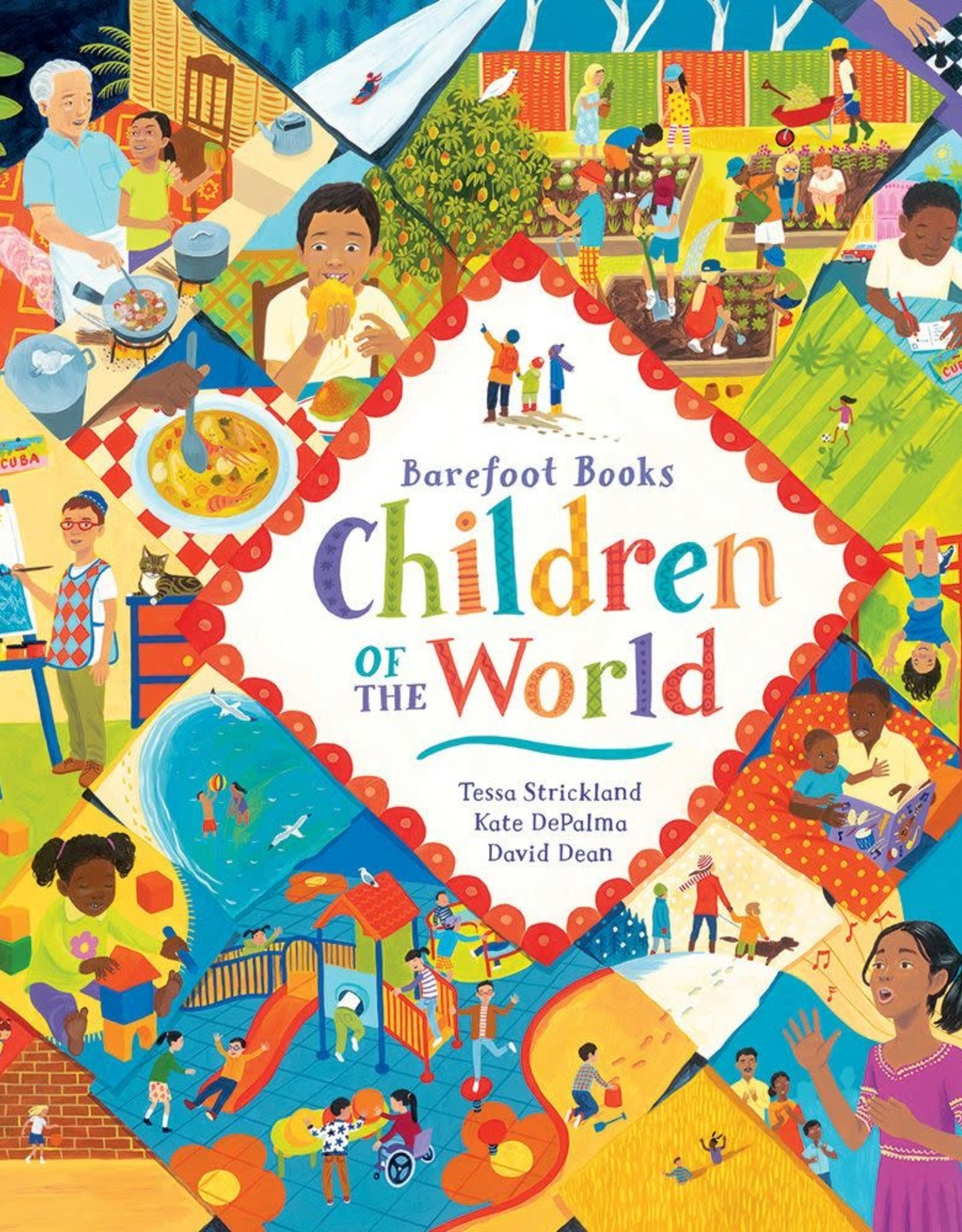 Barefoot Books Barefoot Books Children of the World