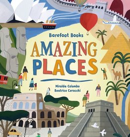 Barefoot Books Barefoot Books Amazing Places