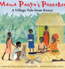 Barefoot Books Mama Panya's Pancakes: A Village Tale from Kenya picture book