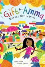 Barefoot Books A Gift for Amma: Market Day in India