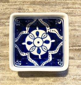 Sobremesa Nigella Cobalt Small Ceramic Dish