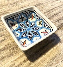 Sobremesa Rosette Small Ceramic Dish