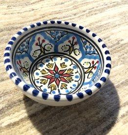 Sobremesa Shalimar Blue Small Ceramic Bowl
