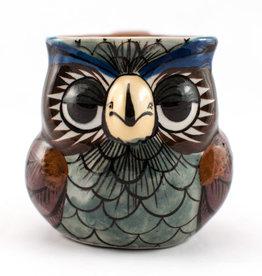 Lucia's Imports Owl Mug