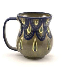 Lucia's Imports Raindrop Coffee Mug