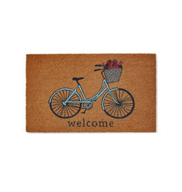 Serrv Bicycle Welcome Mat