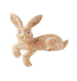 Serrv Happy Hare Shelf Sitter