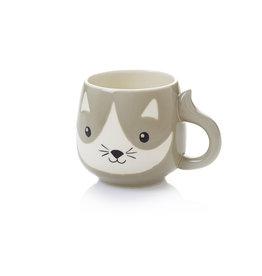 Serrv Little Whiskers Ceramic Mug